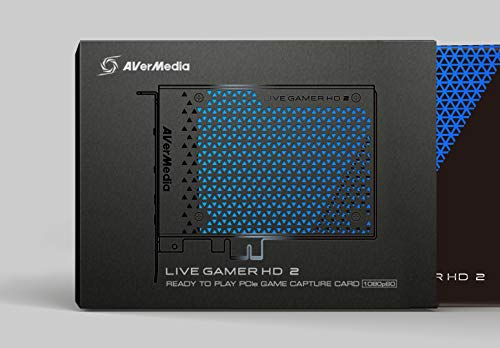 AVerMedia LIVE GAMER HD2 - [ Anfangen auf YouTube & Twitch ] treiberlose professionelle PCIe Capture Karte für PC Streaming, aufnehmen und teilen in 1080p60, unkomprimiert, verzögerungsfreies Gameplay für PS4, Xbox, Nintendo Switch usw. ( GC570 ) - 5