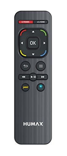 HUMAX Digital H1 Media Streaming Player (Android 4.4, OTT, Mediaplayer, Live Streaming, DLNA, Samba, FTP, USB) schwarz - 5