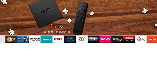 Das neue Amazon Fire TV mit 4K Ultra HD - 2