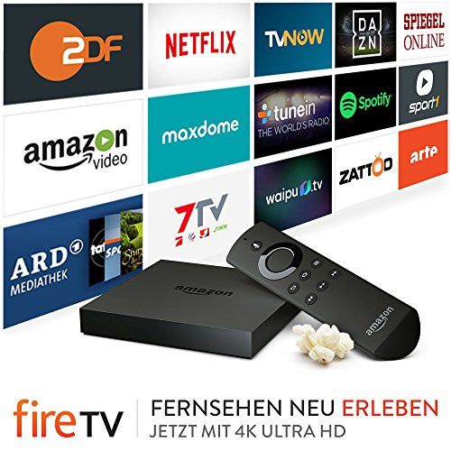 Das neue Amazon Fire TV mit 4K Ultra HD - 3