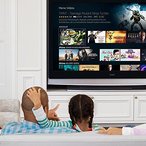 Das neue Amazon Fire TV mit 4K Ultra HD - 6